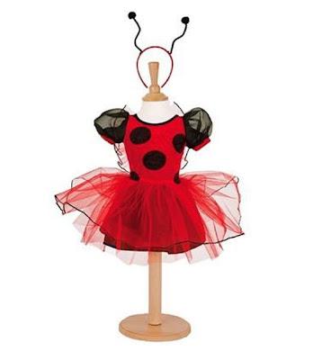 Ideas disfraz de catarina para halloween - Disfraz de mariquita de nina ...