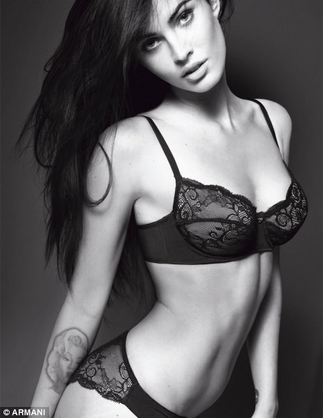 Strip megan fox