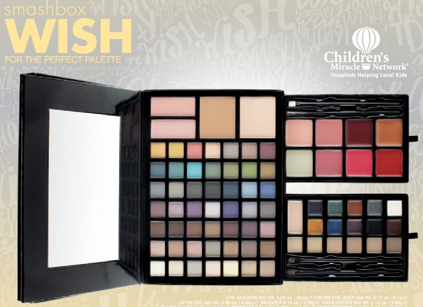 Youre Going To Wish For Smashbox Holiday 2010 Beauty Crazed In