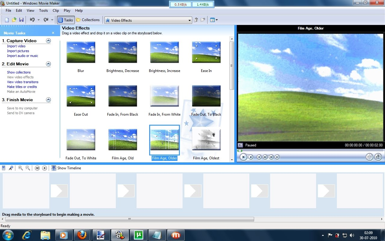 Windows Movie Maker Logo 2007 Windows movie maker  Windows Movie Maker Logo 2007