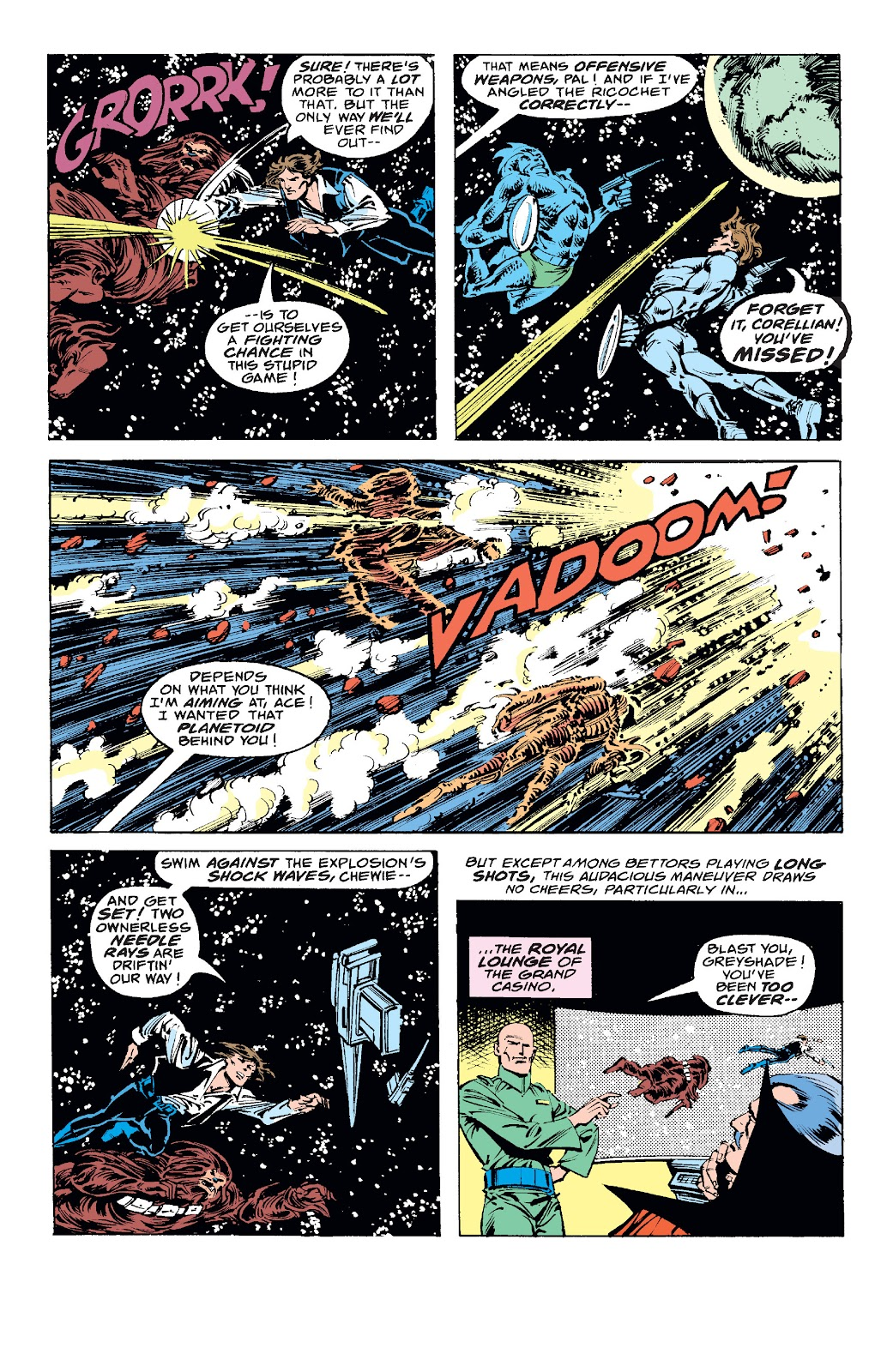 Read online Star Wars Legends: The Original Marvel Years - Epic Collection comic -  Issue # TPB 1 (Part 4) - 91