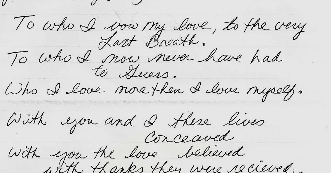 Love Letters From Prison: Love Beyond