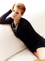 Emma Watson Mariano Vivanco Photoshoot