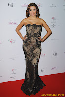 Eva Longoria at the Par Coeur Gala 2010 in paris