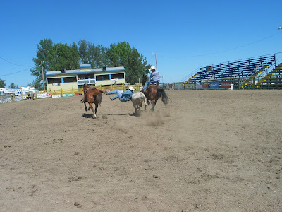 Camperreis In Canada Rodeo