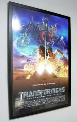 TRANSFORMERS 2 Official Movie Poster