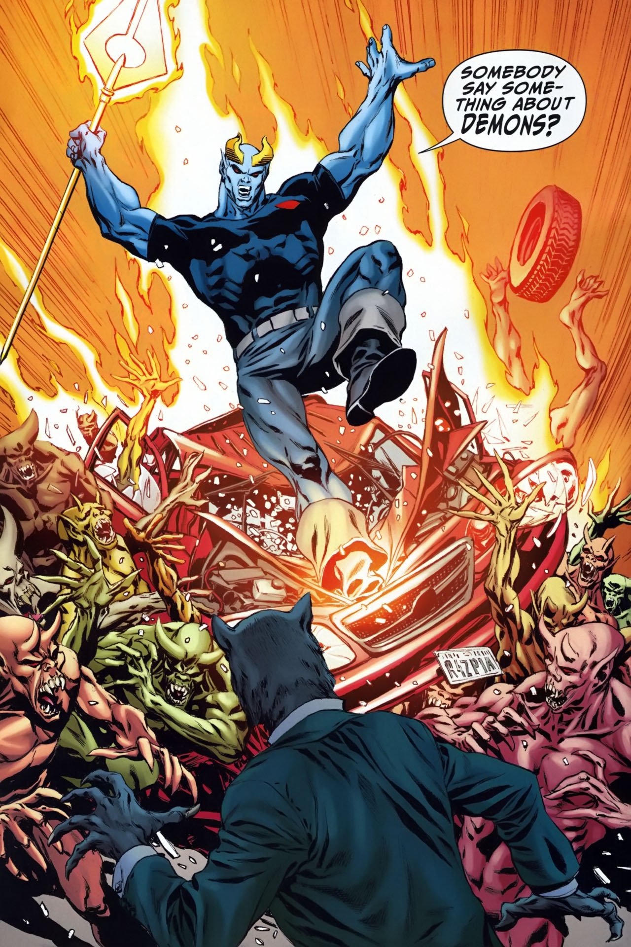 Read online Shadowpact comic -  Issue #25 - 10