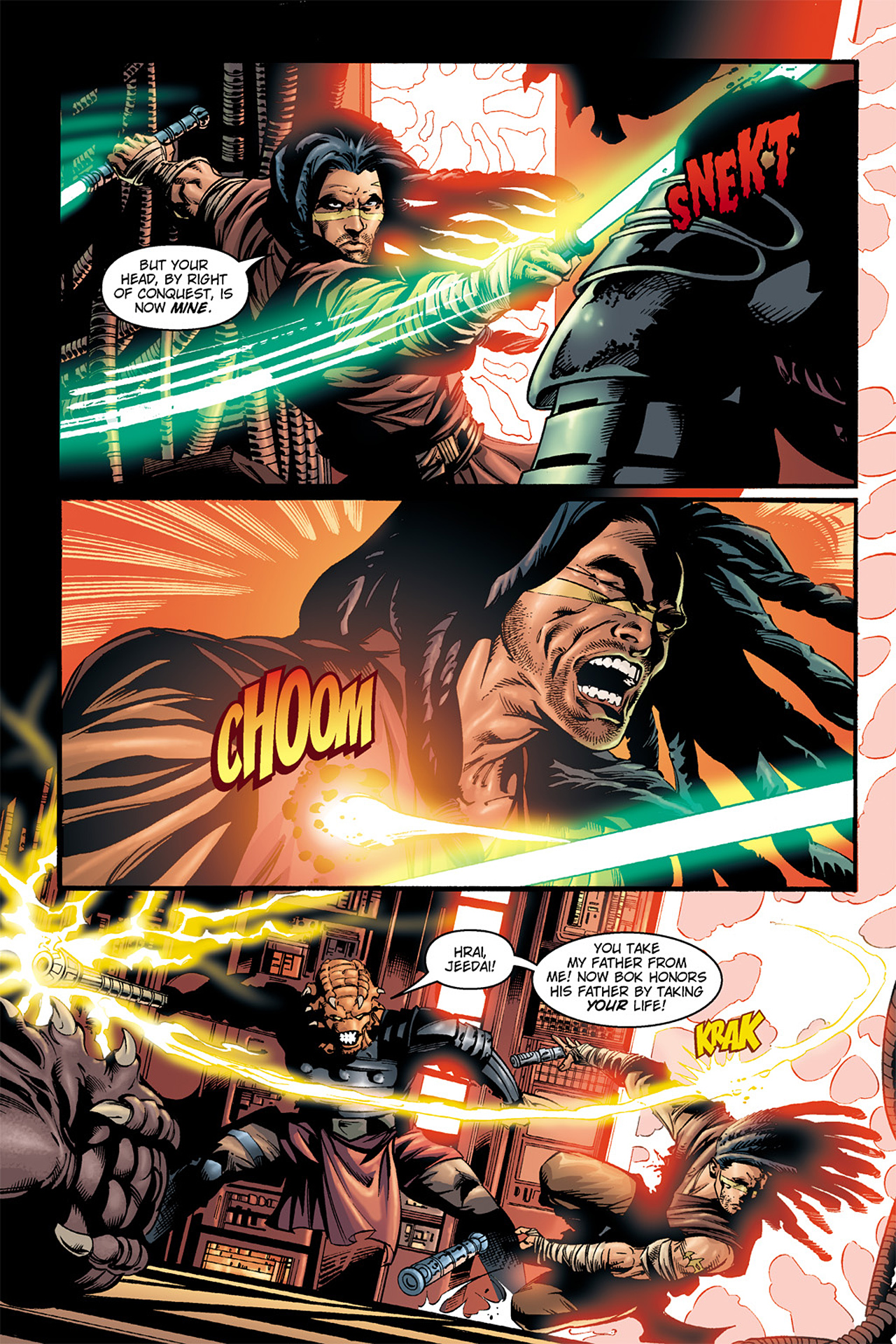 Read online Star Wars Omnibus comic -  Issue # Vol. 15.5 - 210