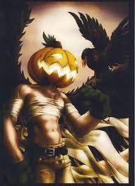 hallowen,gótico,corvo