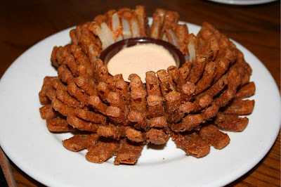 Size One Number And Of Rings Blossom Cost 5 95 The Bloomin Onion Is Nothing New In Ring World Many Restaurants