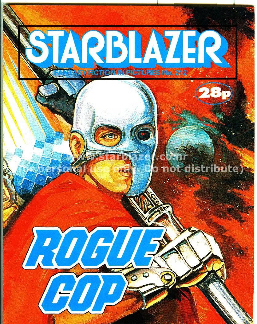 Starblazer issue 212 - Page 1