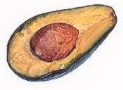 semilla de aguacate infectaa