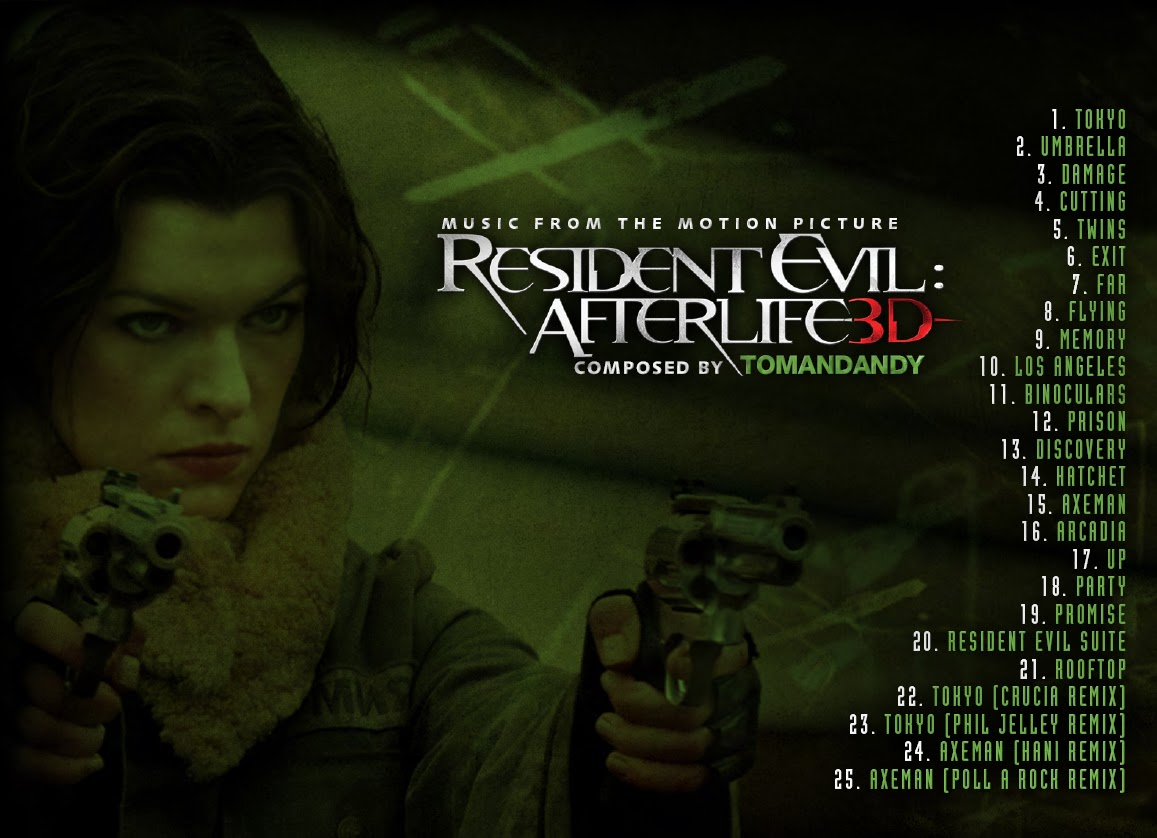 Soundtrack Resident Evil Afterlife Descargar Mp3 Tankdistsecmo Ml