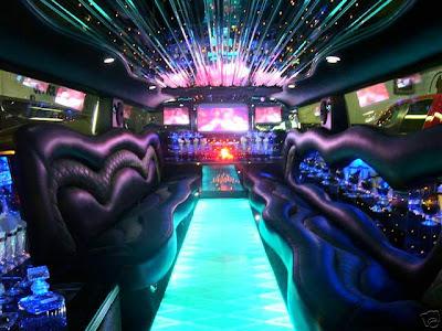 Super Big Hummer H2 Suv Limousine 4x4 23 Falando Em
