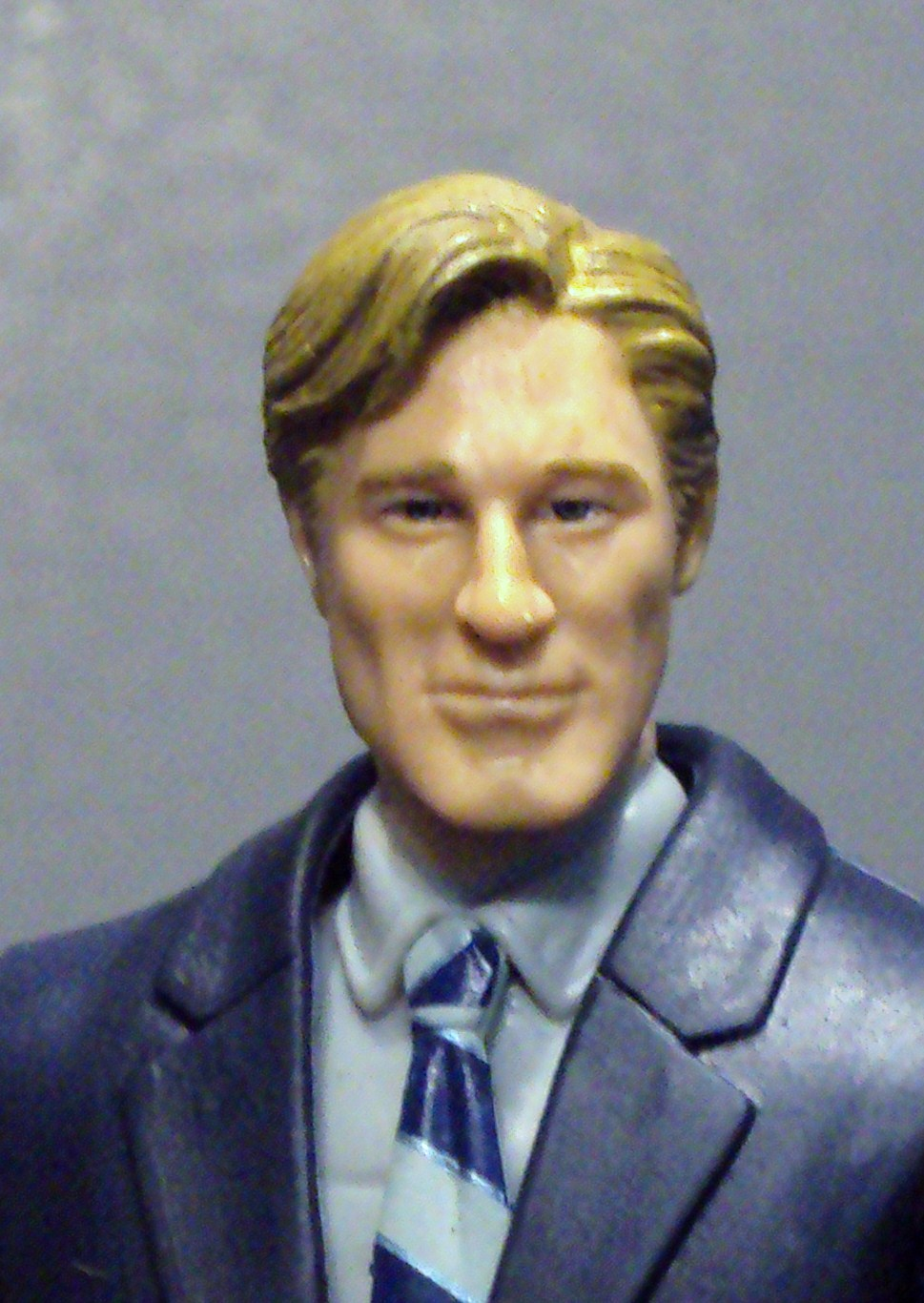 Harvey Dent New Earth: 3B's Toy Hive: Stinger Shots: Harvey Dent & Two-Face
