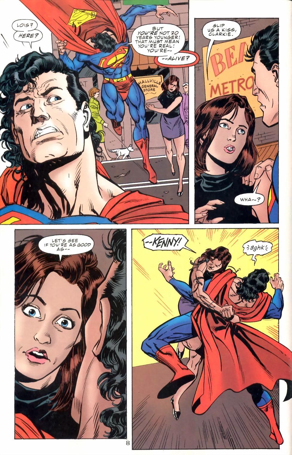 Action Comics (1938) 711 Page 9