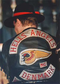 Hells Angel Road Master: December 2009