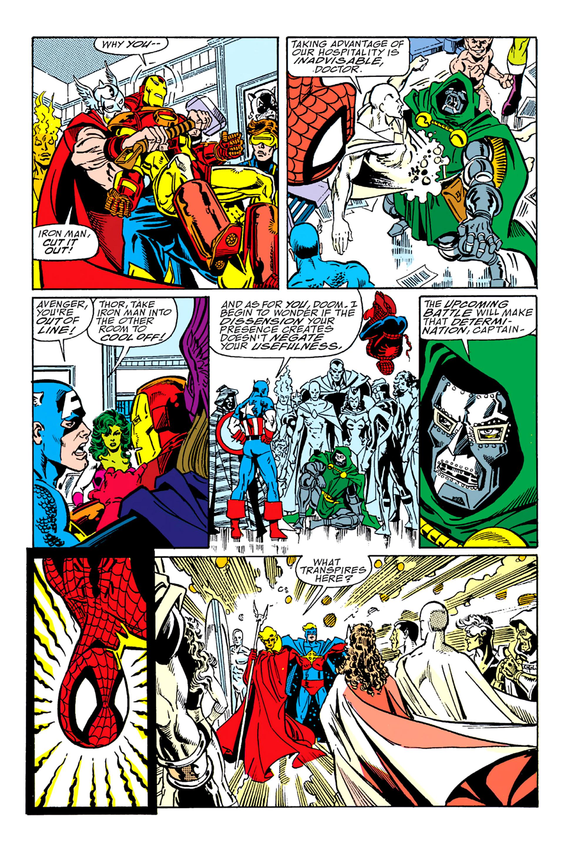 Infinity Gauntlet (1991) #3 - Read Infinity Gauntlet (1991