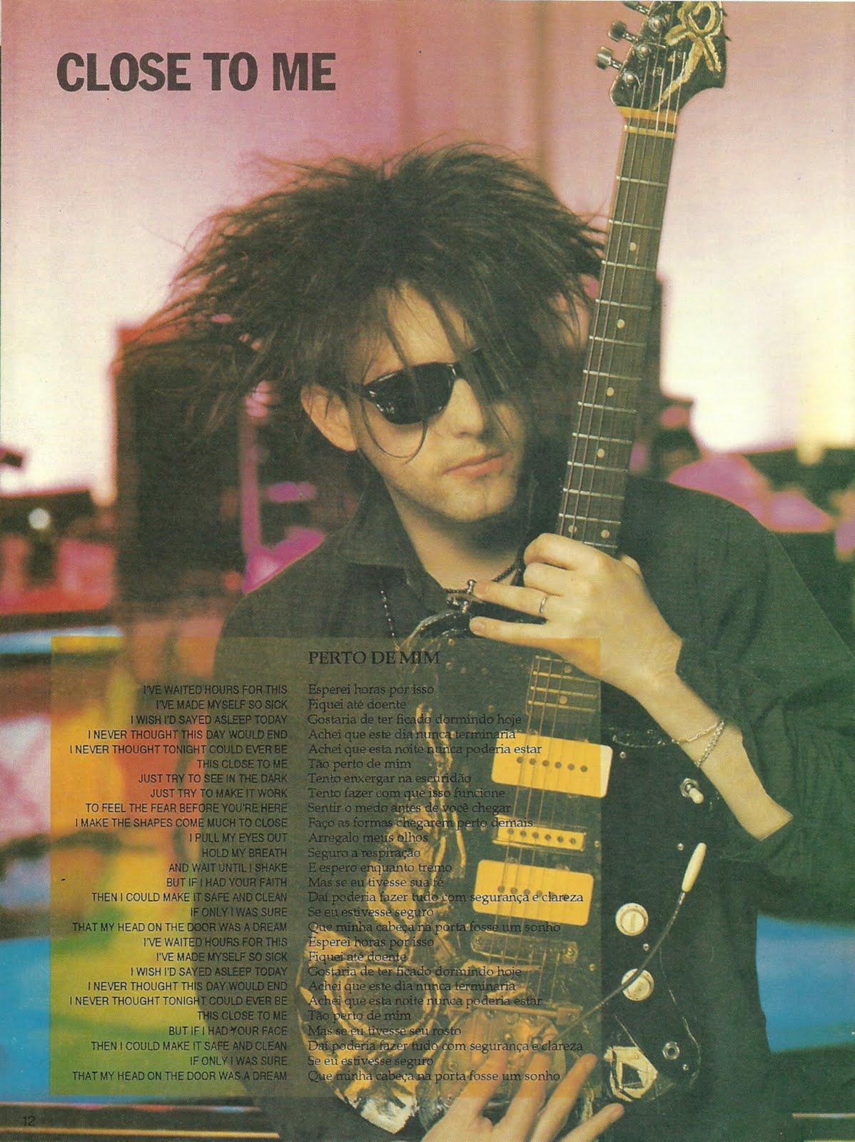 Pop Culture 80's Rock Bands - Bandas de Rock dos anos 80 e