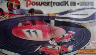 The Matchbox Powertrack Speedtrack Amp Lanechanger Site Pt