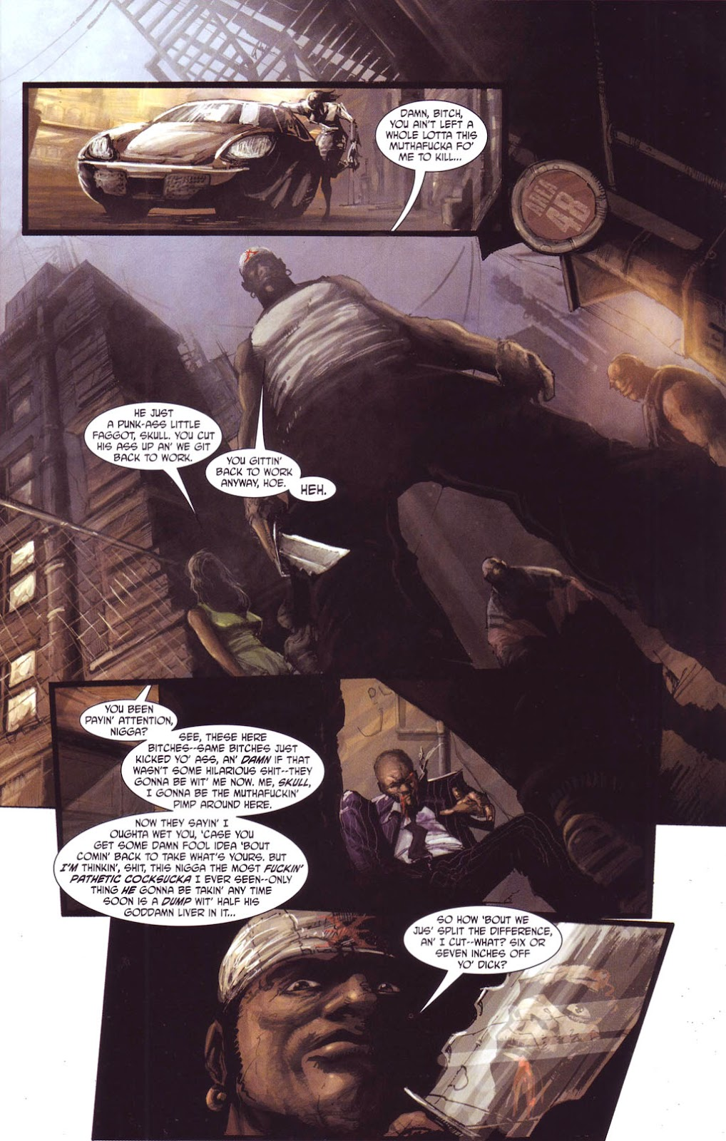 7 Brothers issue 1 - Page 13