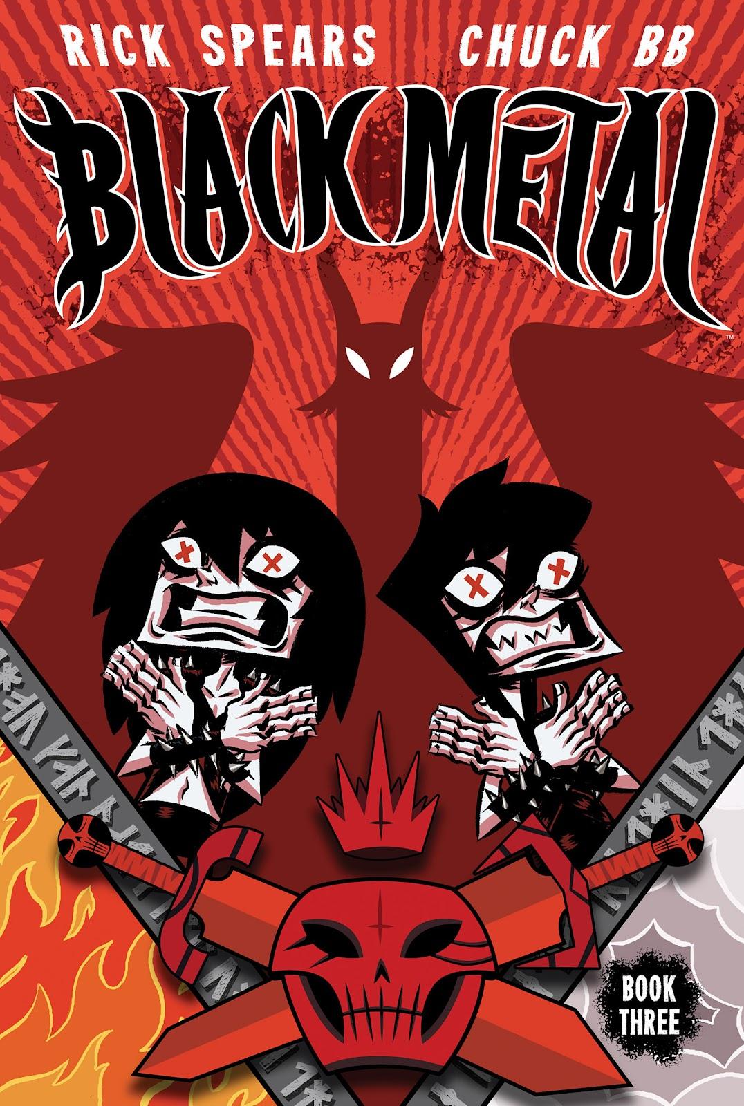 Black Metal 3 Page 1