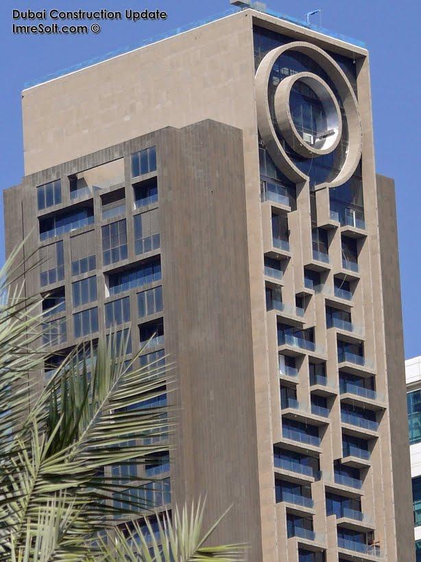 Dubai Constructions Update by Imre Solt: Al Rostamani Maze