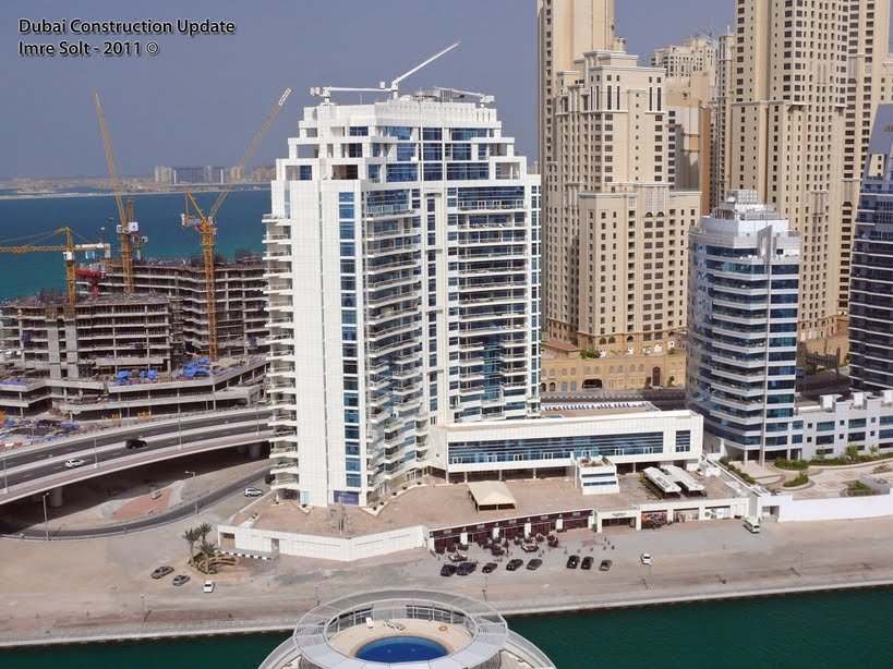 Dorra Bay Photos Dubai Marina 03 February 2017