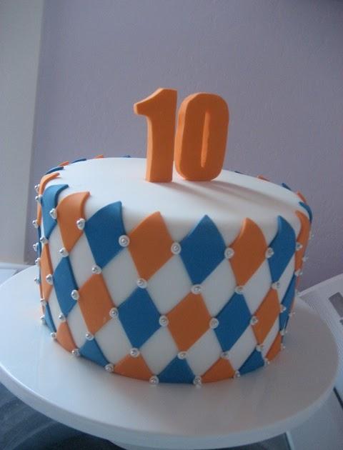 The Good Apple Austin S Birthday Cake
