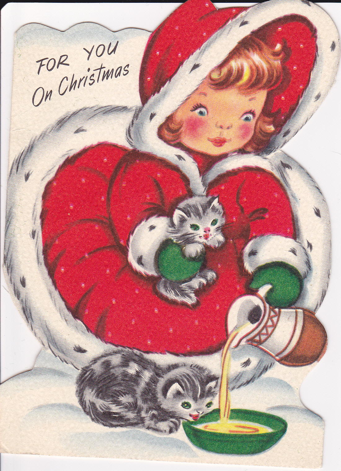 madeline's memories vintage christmas cards