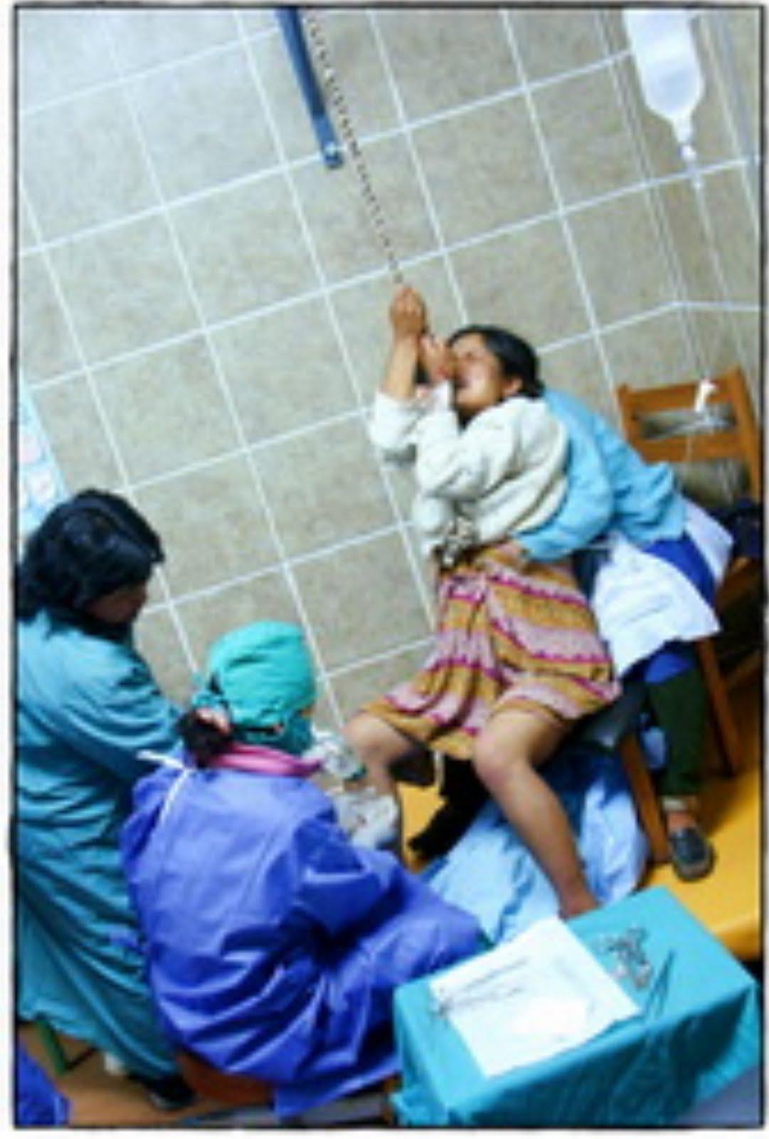 Comunicacin para el Desarrollo  hacia el cambio social S mi hijo nacer por parto vertical