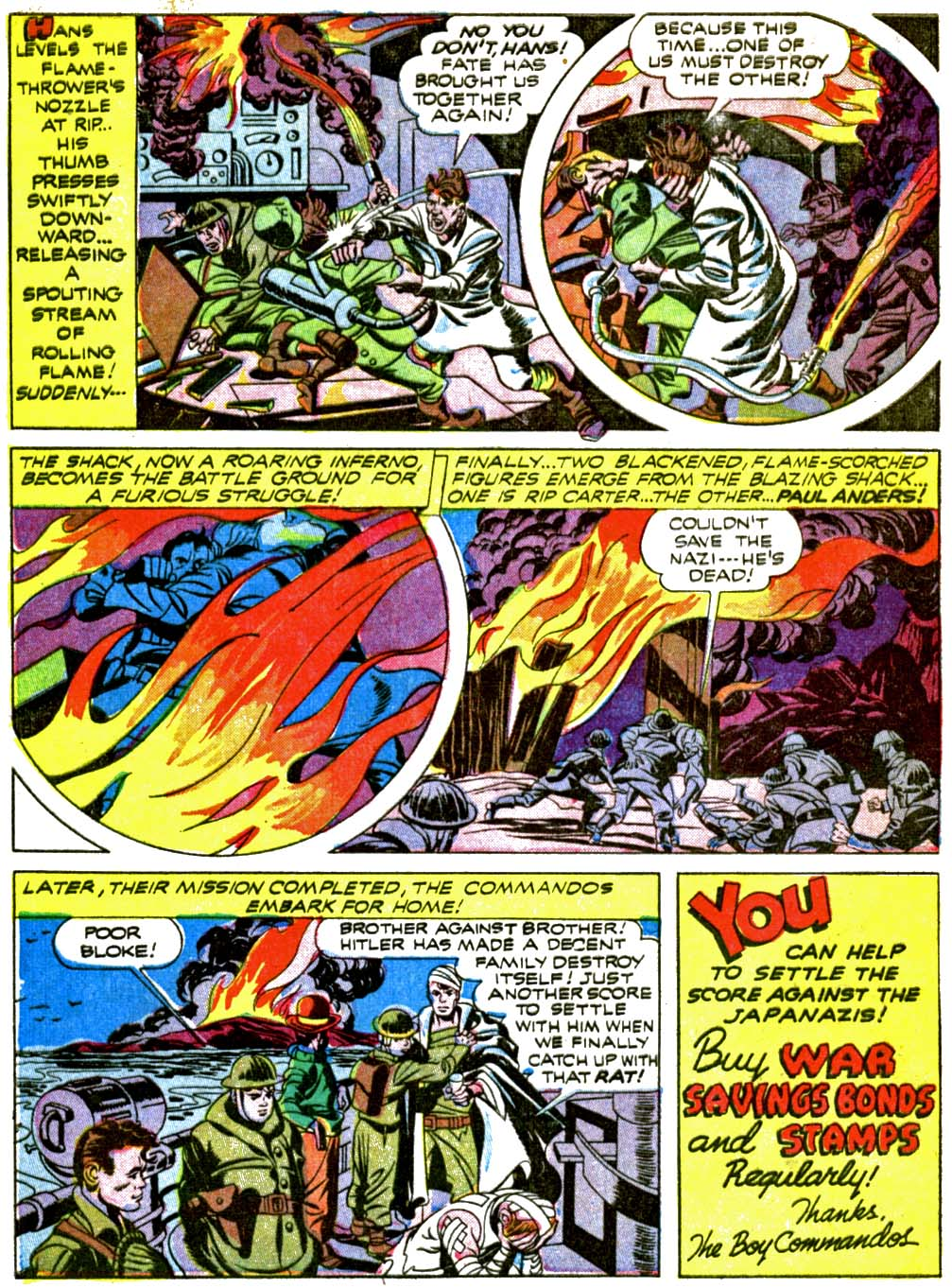 Boy Commandos issue 2 - Page 14
