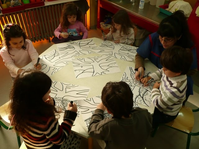 ms1 2012 ateliers autour des 4 saisons et des arbres. Black Bedroom Furniture Sets. Home Design Ideas