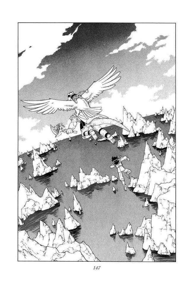 Dấu ấn rồng thiêng chap 159 trang 11