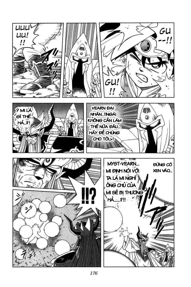 Dấu ấn rồng thiêng chap 209 trang 15