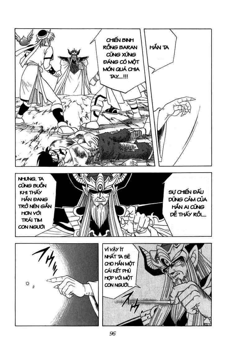 Dấu ấn rồng thiêng chap 205 trang 14