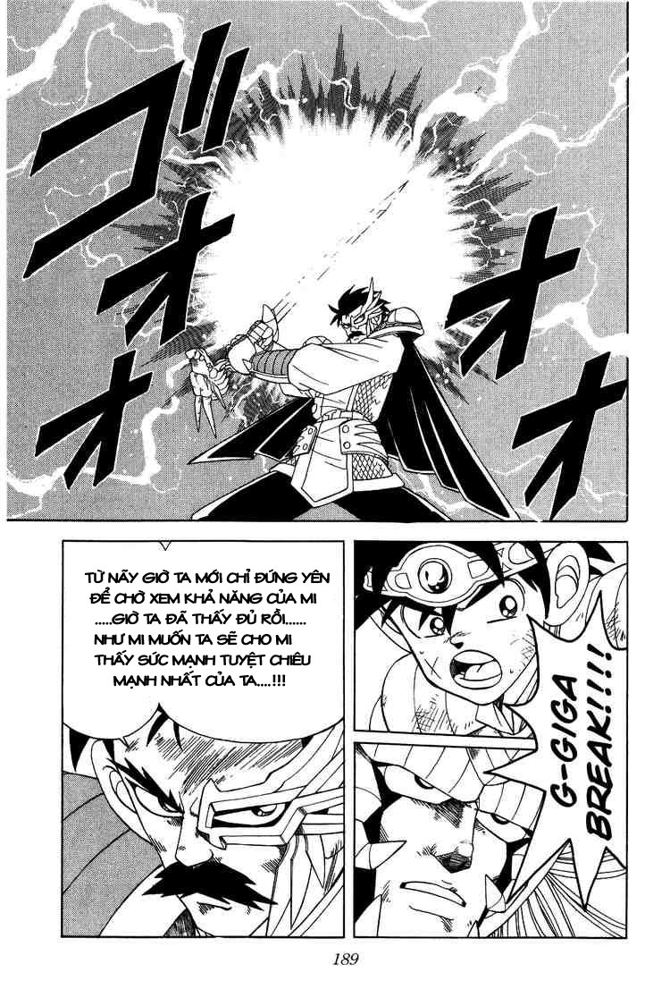 Dấu ấn rồng thiêng chap 194 trang 13