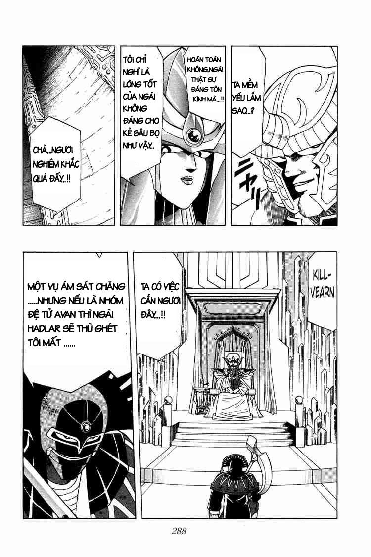 Dấu ấn rồng thiêng chap 166 trang 18