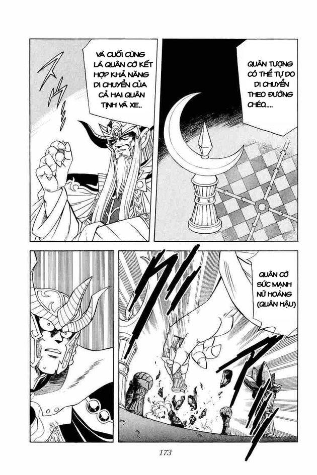 Dấu ấn rồng thiêng chap 160 trang 16