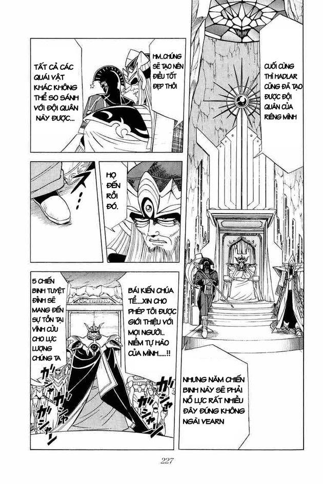 Dấu ấn rồng thiêng chap 163 trang 14