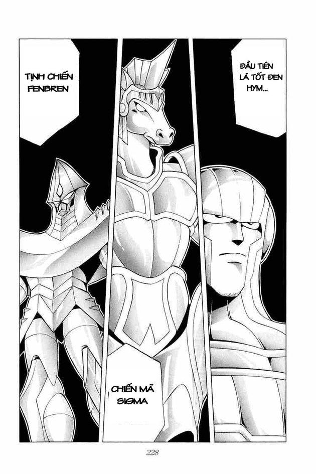Dấu ấn rồng thiêng chap 163 trang 15