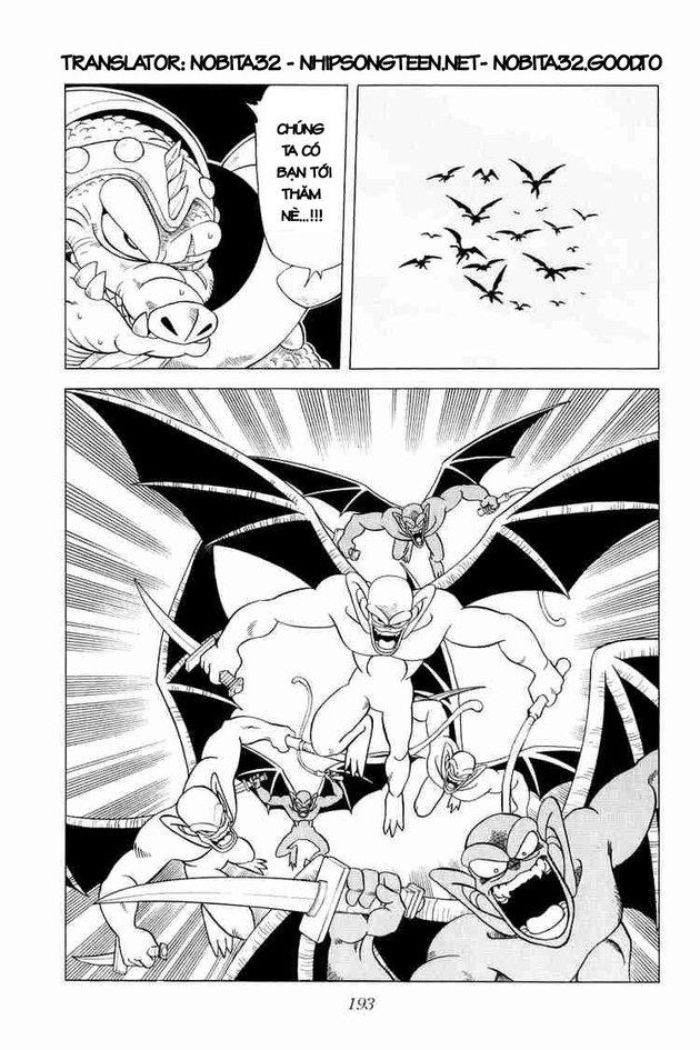 Dấu ấn rồng thiêng chap 161 trang 18