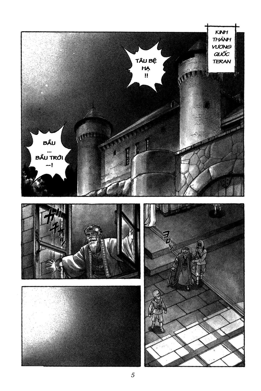Dấu ấn rồng thiêng chap 217 trang 1