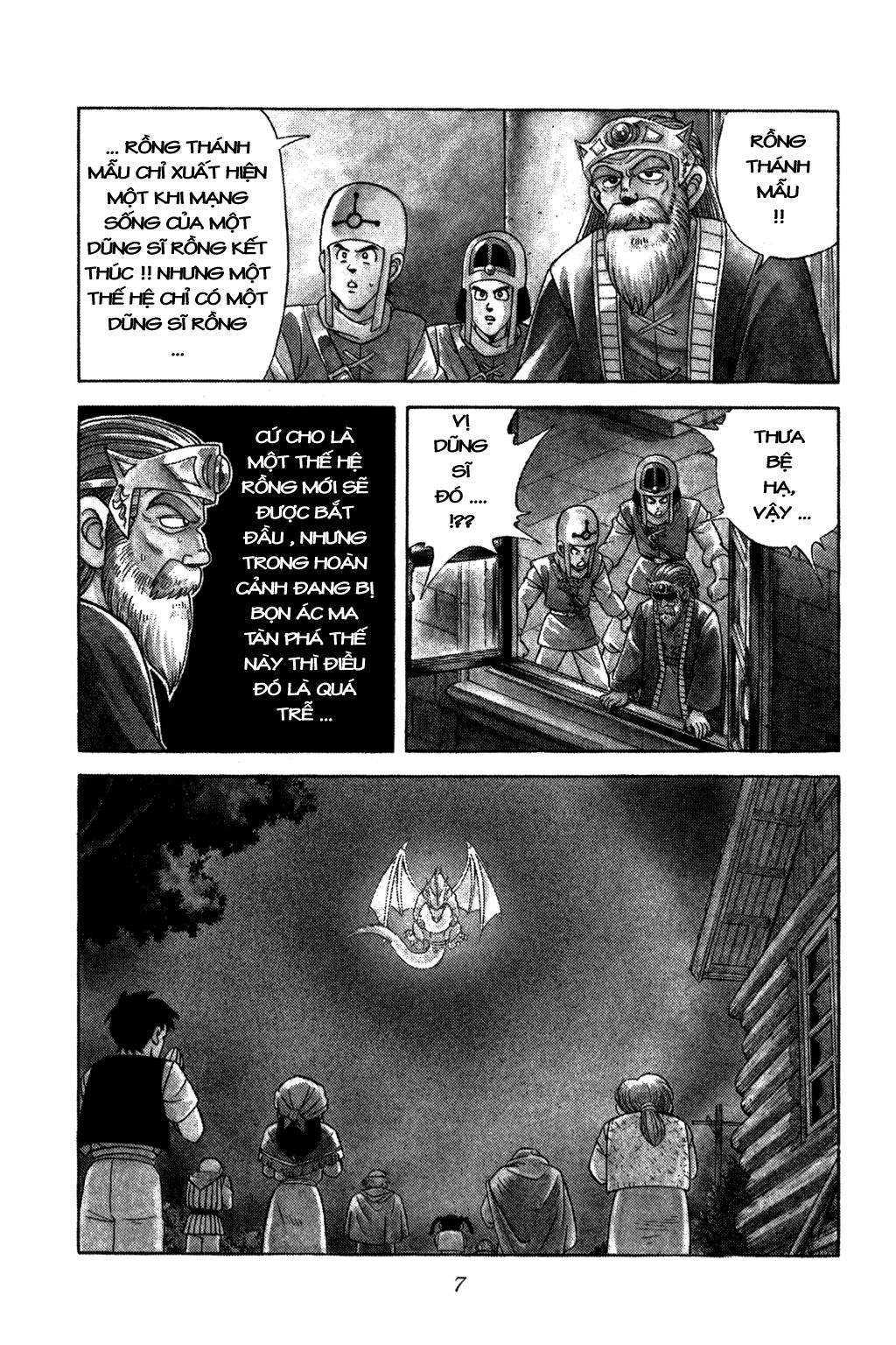 Dấu ấn rồng thiêng chap 217 trang 3