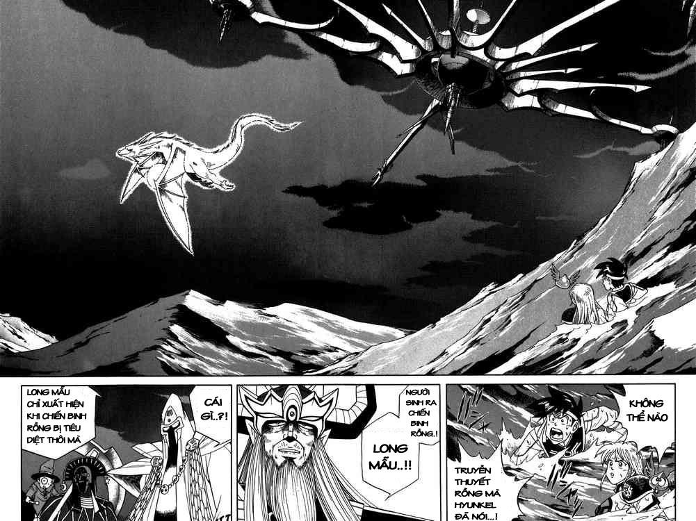 Dấu ấn rồng thiêng chap 214 trang 8