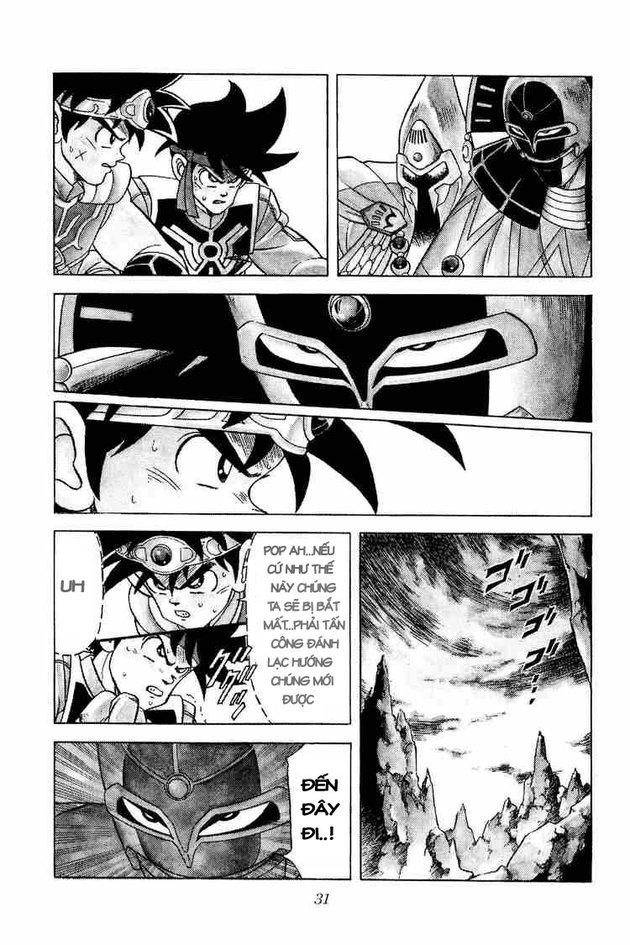 Dấu ấn rồng thiêng chap 153 trang 8