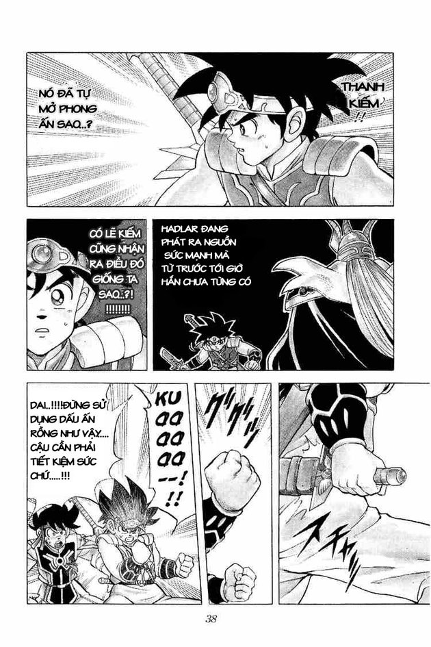 Dấu ấn rồng thiêng chap 153 trang 15