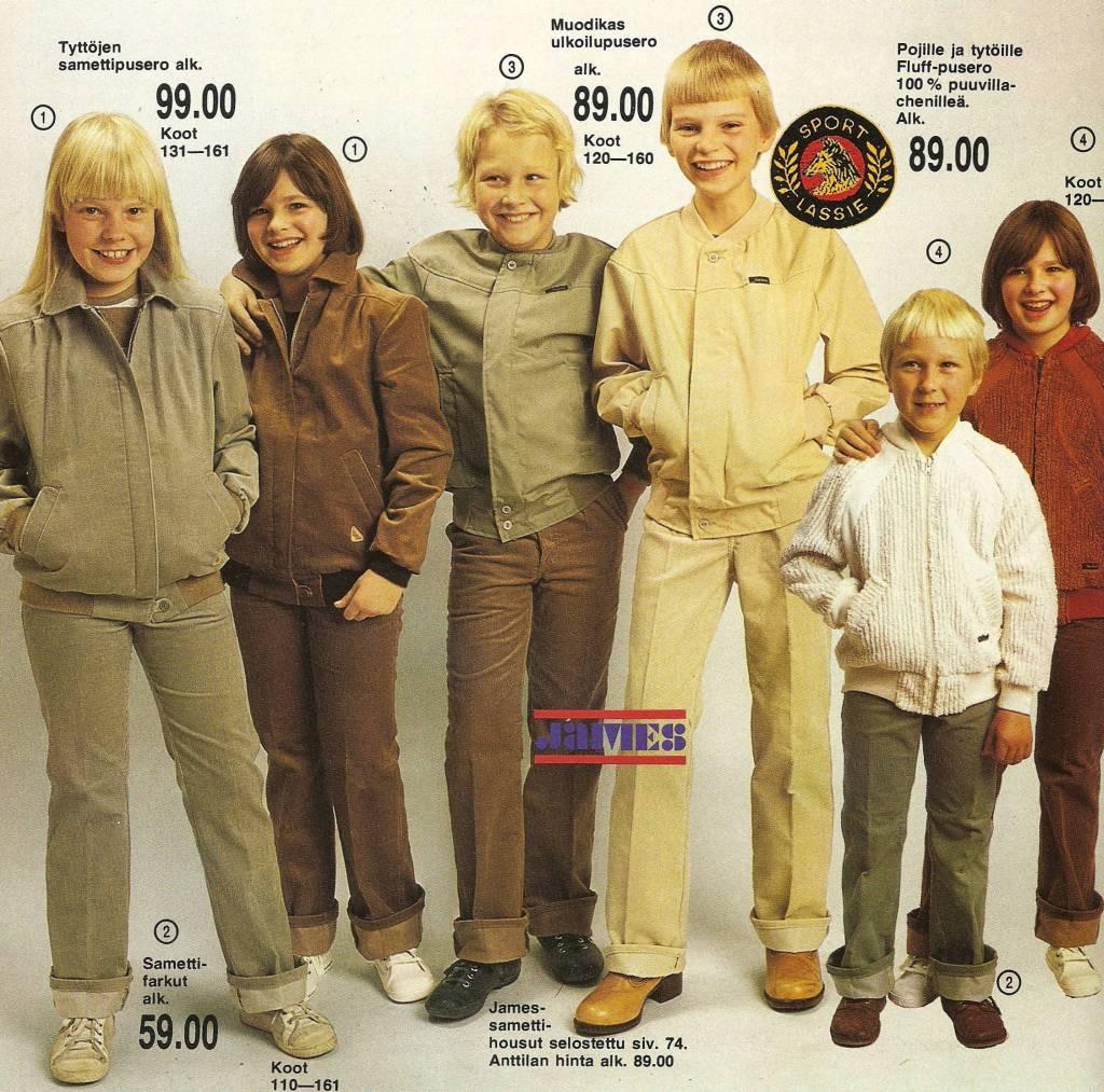 80-Luvun Vaatteet