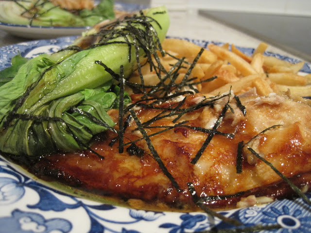Bill Granger's Miso Fish Recipe, Natasha in Oz, Miso Fish