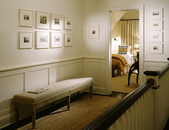 Wainscoting Inspiration and Decorating Ideas